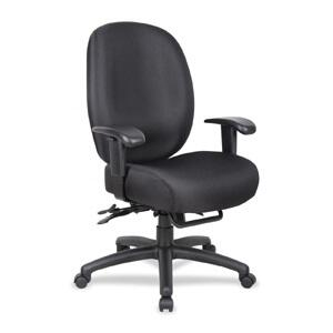 Boss ADID33SS Aaria Chairs Multi-Function Task Chair 3 Paddle with Seat Slider
