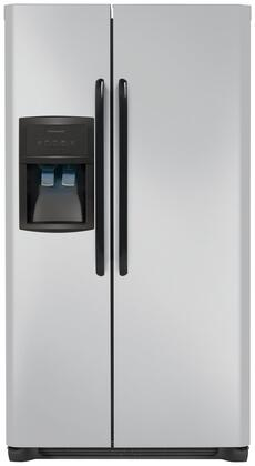 Frigidaire FFHS2313LM Freestanding Side by Side Refrigerator