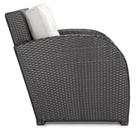 Zuo 701301 Outdoor Patio Love Seat