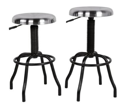 Chintaly 8040AS 8040 Series Residential Not Upholstered Bar Stool