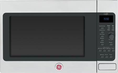 GE Cafe CEB1590SSSS Built In Microwave Oven, in Stainless Steel