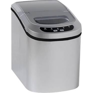 Avanti IM12IS  Freestanding Ice Maker with 26 lb. Daily Ice Production,  in Stainless Steel Look