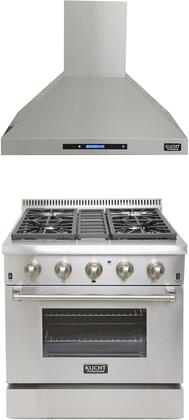 Kucht 722010 Professional Kitchen Appliance Packages