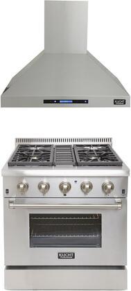 Kucht 722010 Kitchen Appliance Packages