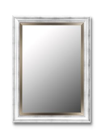 Hitchcock Butterfield 208000 Cameo Series Rectangular Both Wall Mirror