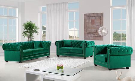 Meridian 739505 Bowery Living Room Sets