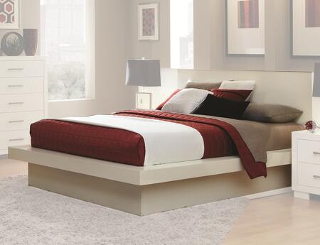 Coaster 202990Q Jessica Series  Queen Size Platform Bed