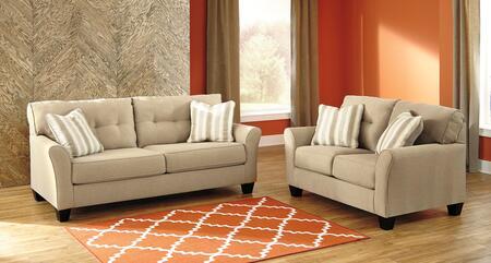 Milo Italia MI1397SLKHAK Lizeth Living Room Sets