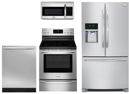 Frigidaire 721738 Gallery Kitchen Appliance Packages