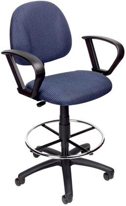 "Boss B1617BE 26"" Adjustable Contemporary Office Chair"