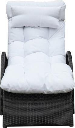 "Fine Mod Imports FMI10076WHITE 34"" Lounge Chair"