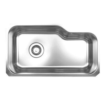 Nantucket MOBY16 Kitchen Sink