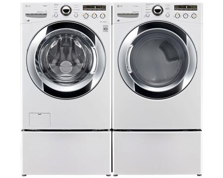 LG 356331 Washer and Dryer Combos
