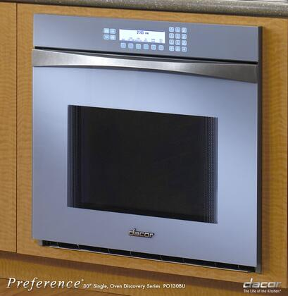 Dacor PO130SG Single Wall Oven, in Grey