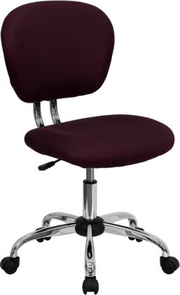"Flash Furniture H2376FBYGG 23.5"" Adjustable Contemporary Office Chair"