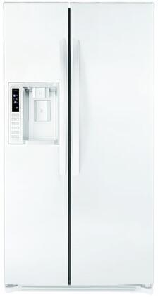 LG LSC27931SW  Side by Side Refrigerator with 26.5 cu. ft. Capacity in White