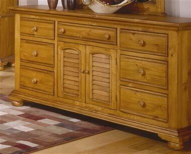 American Woodcrafters 6500272  Dresser