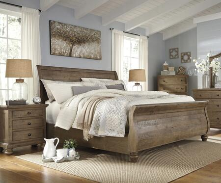 Milo Italia BR7532PCKSL3DNKIT1 Goodwin King Bedroom Sets