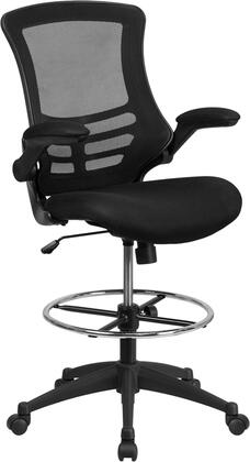 "Flash Furniture BLX5MDGG 24.5"" Adjustable Contemporary Office Chair"