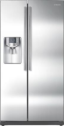 Samsung Appliance RS263TDPN Freestanding Side by Side Refrigerator