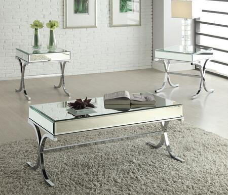 Acme Furniture 81195CET Living Room Table Sets