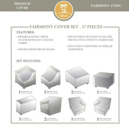 FAIRMONT 17bWC