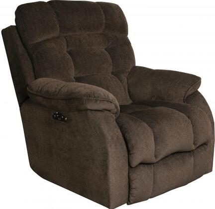 Catnapper 7647727177709 Crowley Series Fabric Metal Frame  Recliners