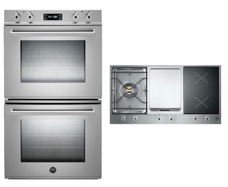Bertazzoni 347032 Professional Kitchen Appliance Packages