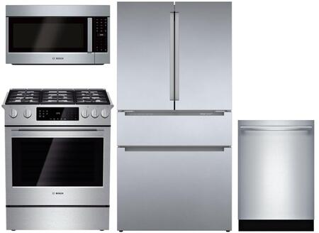 Bosch 731157 Kitchen Appliance Packages
