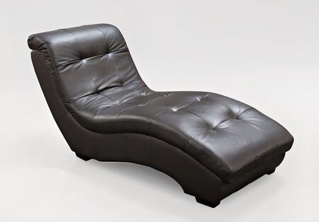 Diamond Sofa METROPROM  Chaise Lounge