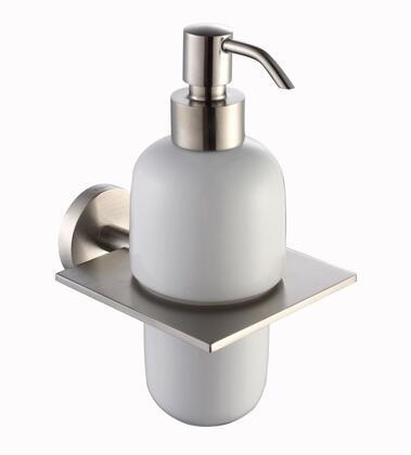 Kraus KEA12261 Imperium Series Wall Mounted Ceramic Lotion Dispenser