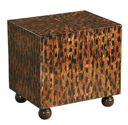 Ambella 05173900001 Contemporary Rectangular End Table