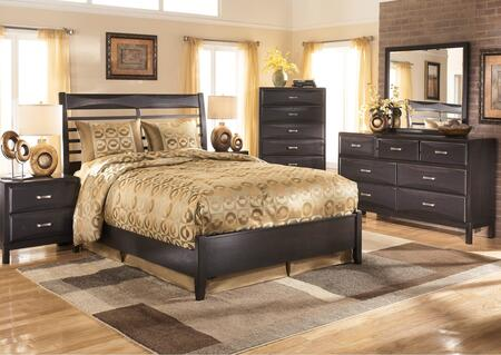 Ashley B473313654579692 Kira Queen Bedroom Sets