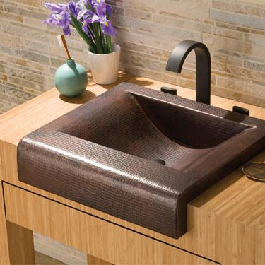 Native Trails CPS241 lavatory sink
