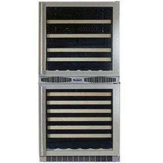 "Marvel 66SBWEBSGR 24.13""  Freestanding Wine Cooler"